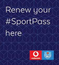 Renew your Bulls season ticket